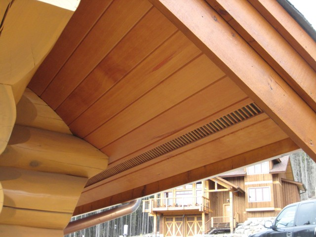 Whitehaven Natural Wood Soffit Vents Are Manufactured By Hand